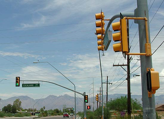 City of Tucson, Pantano Road Improvements