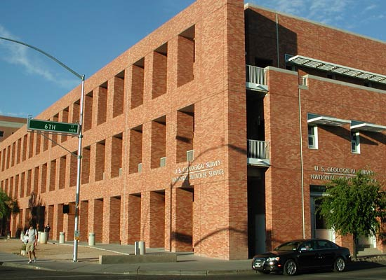 University of Arizona, Environment and Natural Resources Building