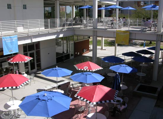University of Arizona, Park Student Union